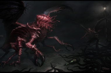 Mi-Go, the Fungi from Yuggoth by Cloister
