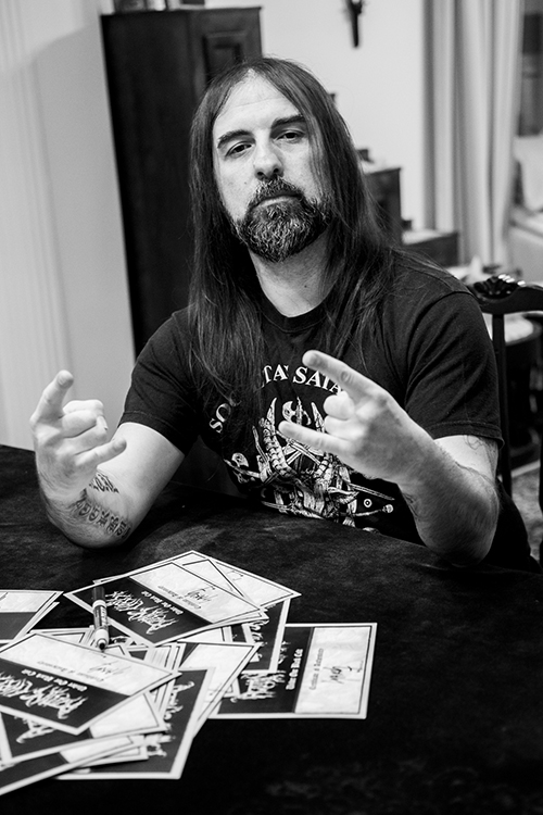 rotting christ Sakis